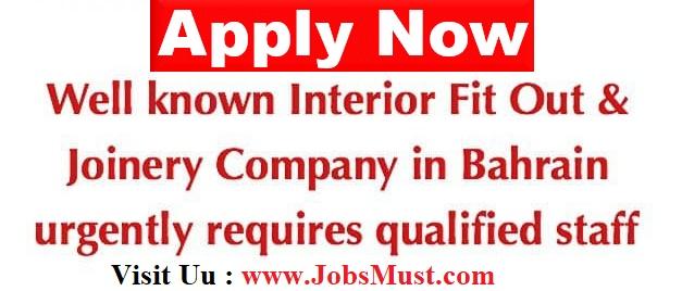 1000+ Jobs in Bahrain Today 2022, vacancy in Bahrain Local Hiring